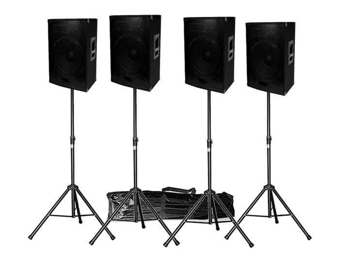 Kit 2 sonorisation