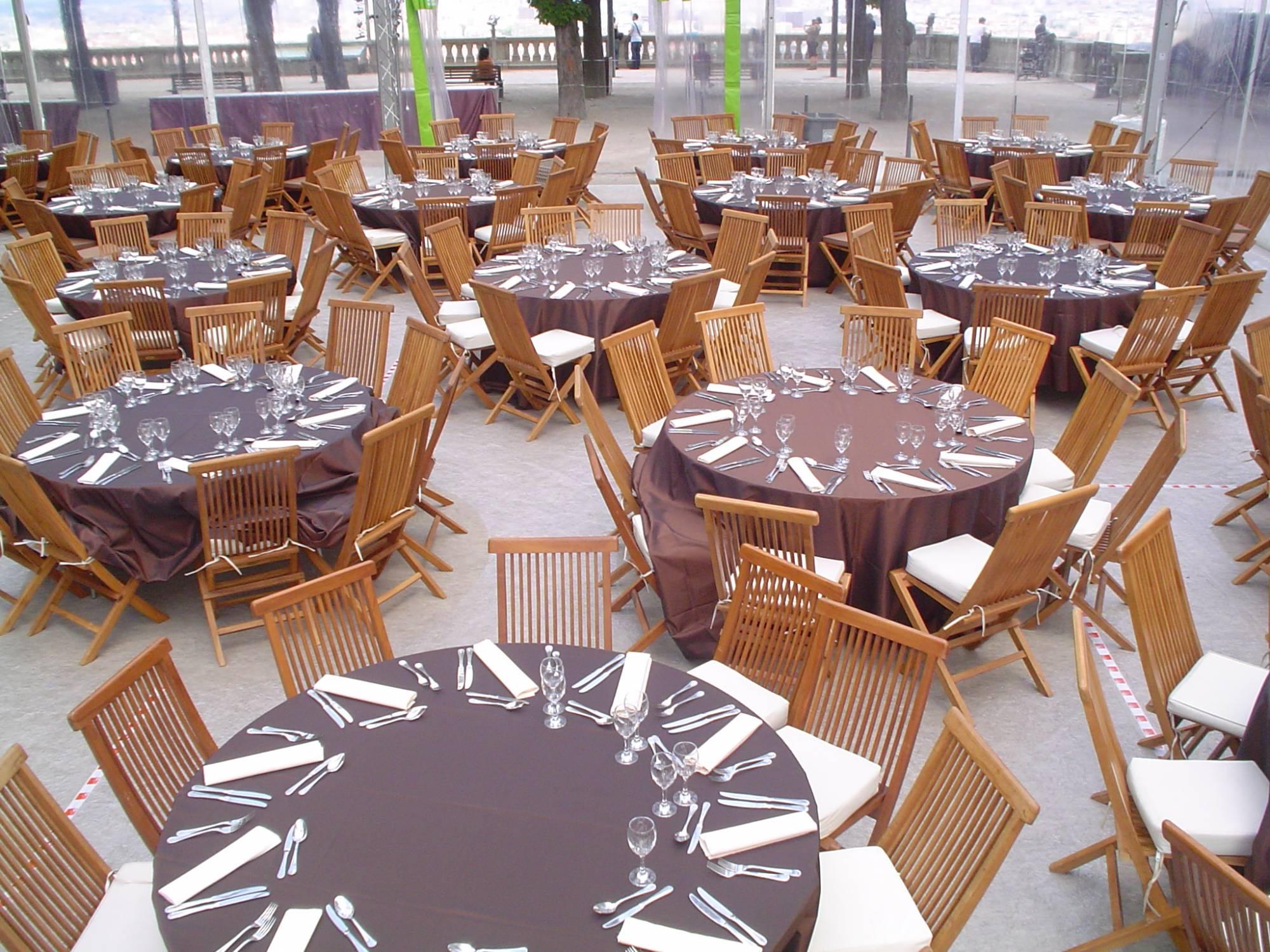 Location table et chaise mariage prix dans le rh ne interloc - Location de chaise pour mariage ...