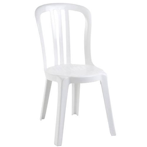 Chaise GARDEN blanche