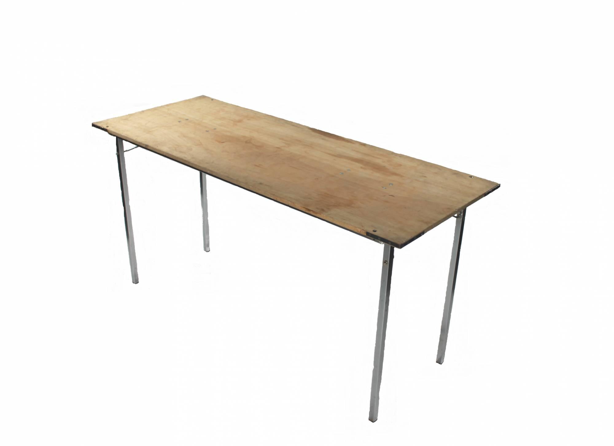 Table buffet 200 x 73 Ht 100cm