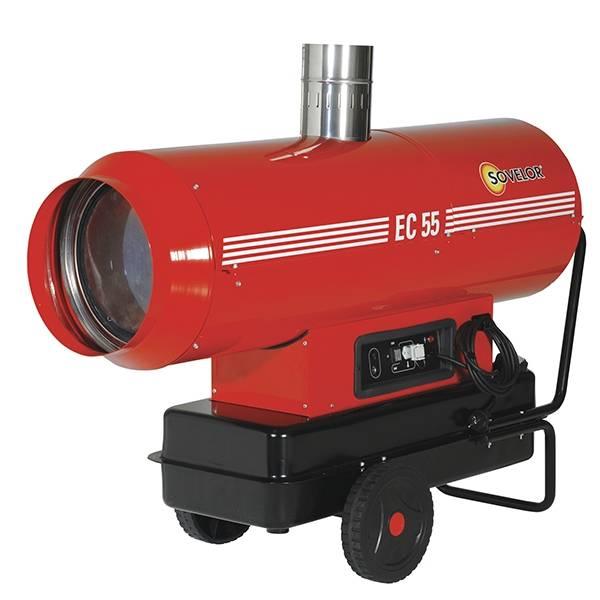 Canon air pulsé 45000klj