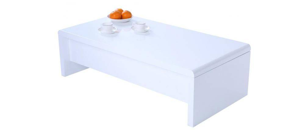 Table basse Broder blanche